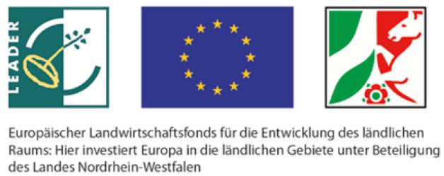 Logo Förderung durch die Europäische Union