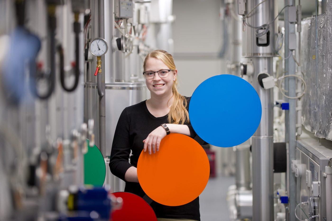 Sarah Rasche, Ingenieurin, Gebr. Becker