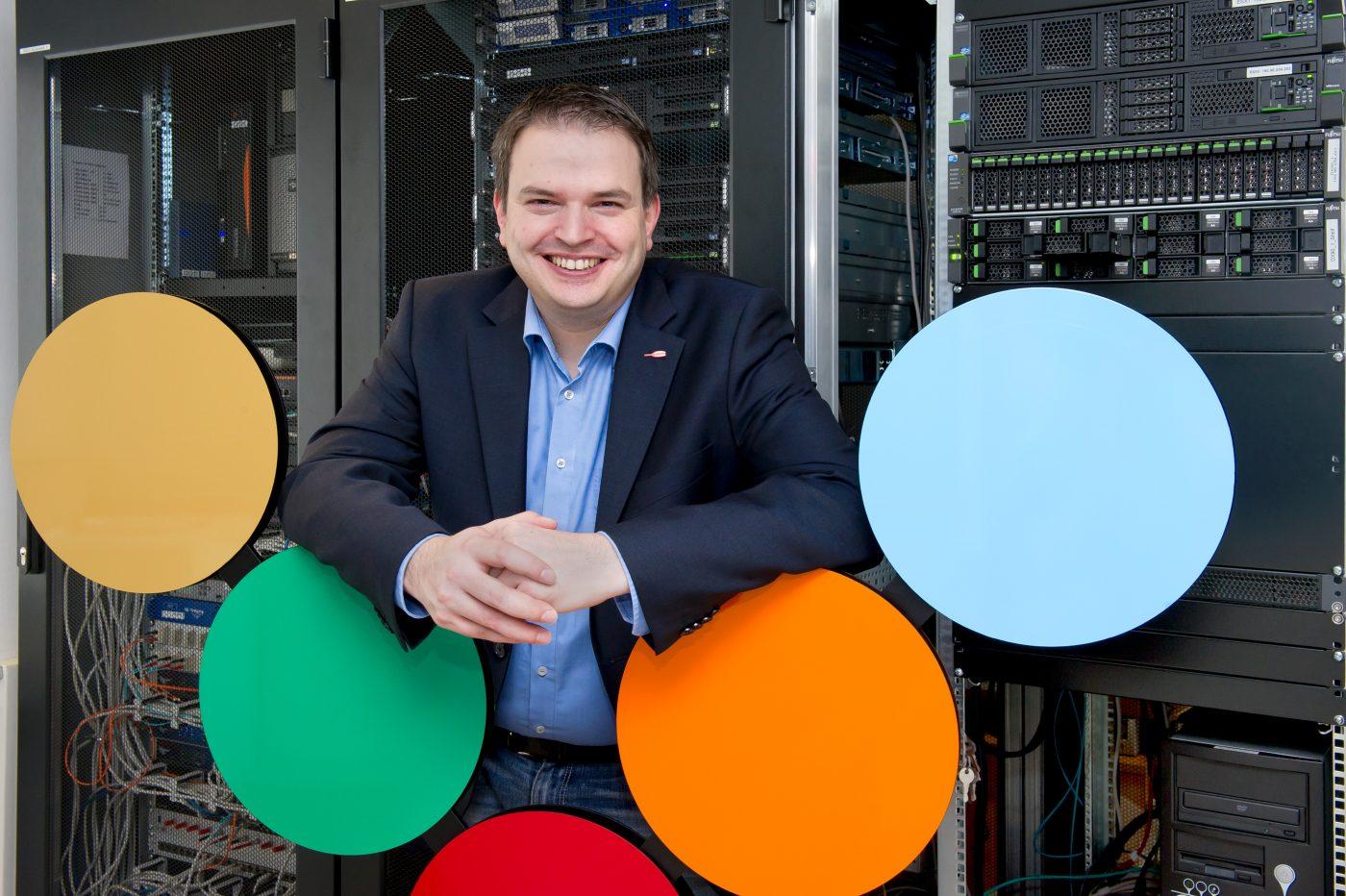 Stefan Garde, Leitung IT, Meinolf Gockel GmbH