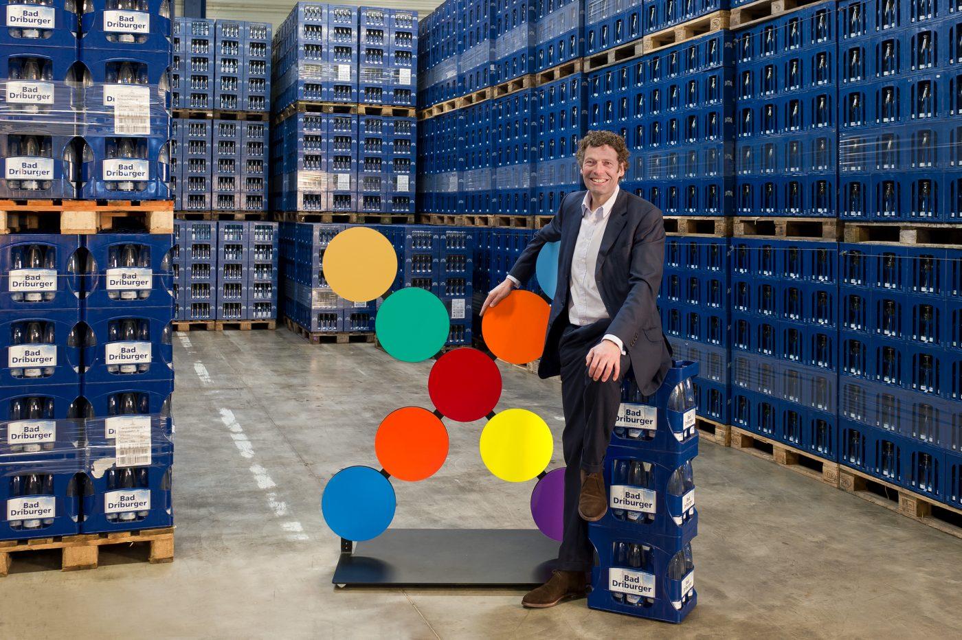 Marcus Graf von Oeynhausen-Sierstorpff, Geschäftsführer Unternehmensgruppe