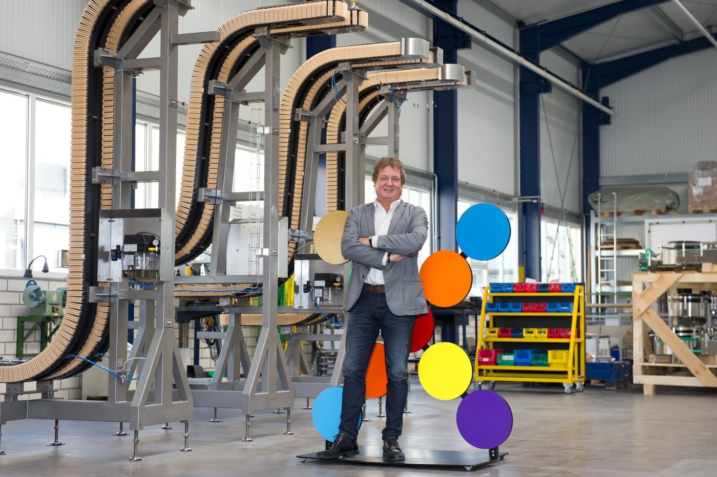 Stefan Schoppmeier, Vertrieb, Gronemeyer Maschinenfabrik