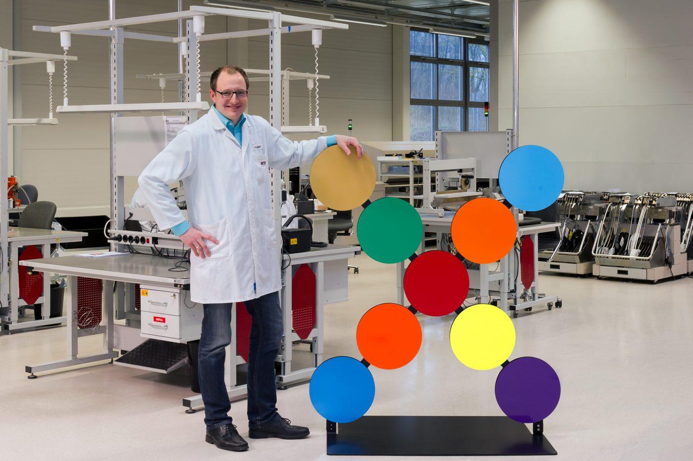 Peter Güthoff, Ausbildungsleiter, INTEG GmbH