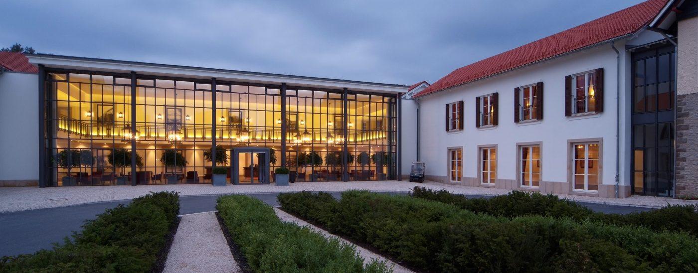 Graefliches Parkhotel Bad Driburg