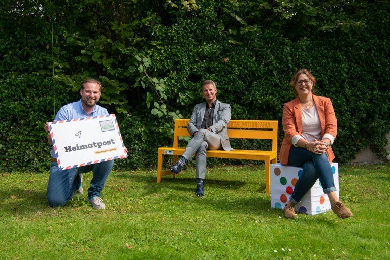 PM Heimatpost (GfW), Bild Irina Jansen
